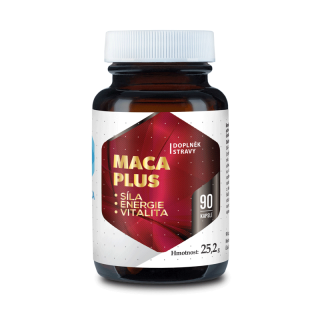 Hepatica Maca Plus 220 mg 90 kapslí